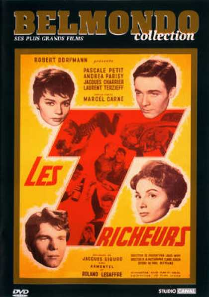 French DVDs - Les Tricheurs