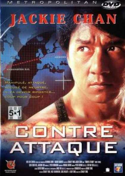French DVDs - Counter Attack