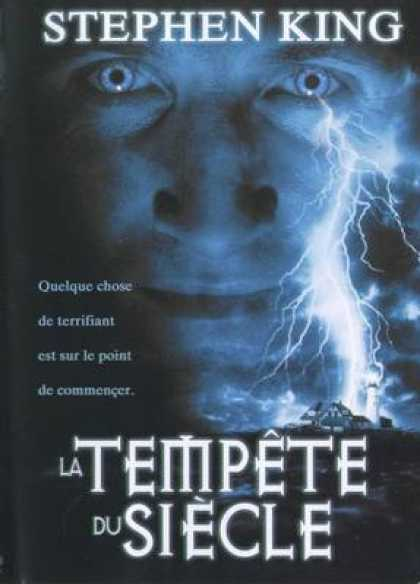 French DVDs - Storm Of The Century