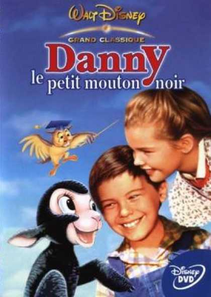 French DVDs - Danny And The Black Goat