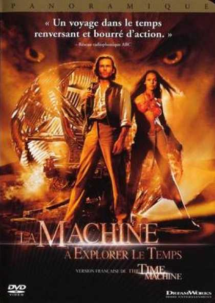 French DVDs - Time Machine
