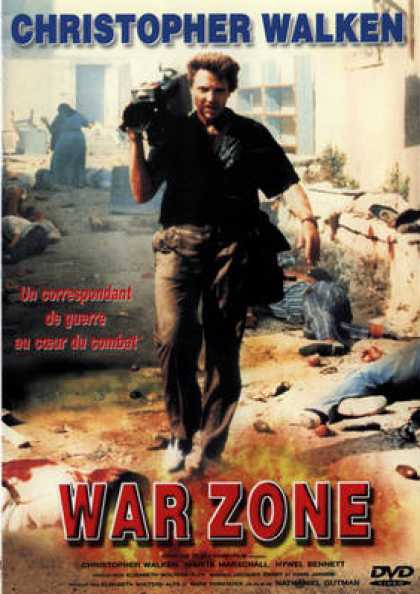 French DVDs - War Zone