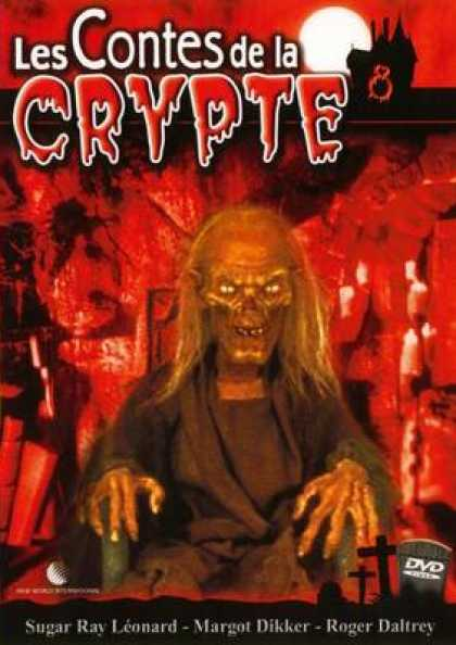 French DVDs - Tales From The Crypt French Vol 8