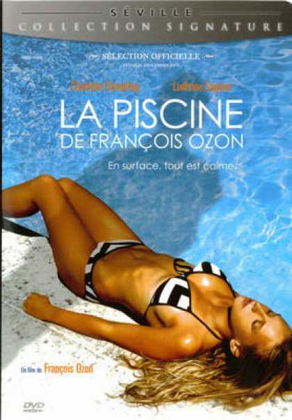 French DVDs - Swimming Pool French Canadian