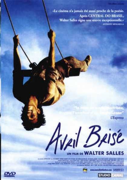 French DVDs - Avril Brise