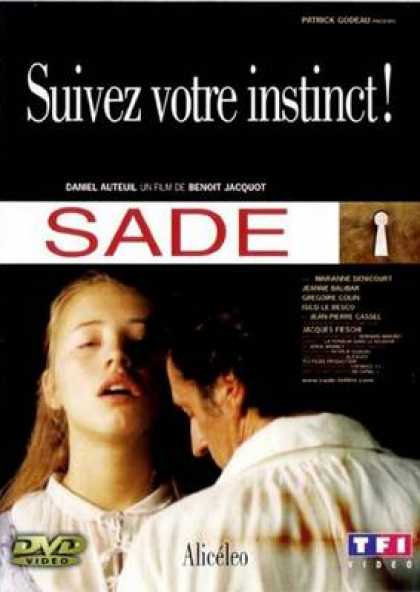French DVDs - Sade