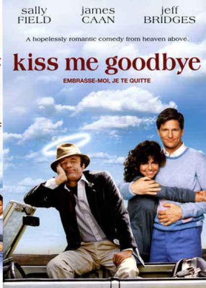French DVDs - Kiss Me Goodbye