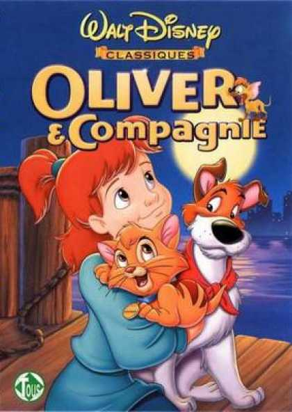 French DVDs - Oliver & Co.