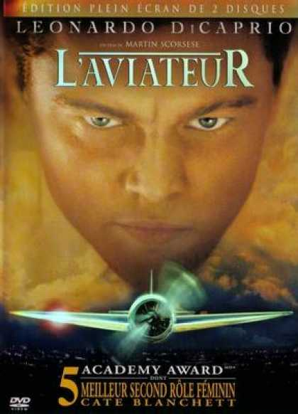 French DVDs - The Aviator French Canadian