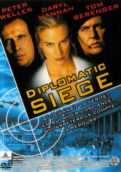 French DVDs - Diplomatic Siege