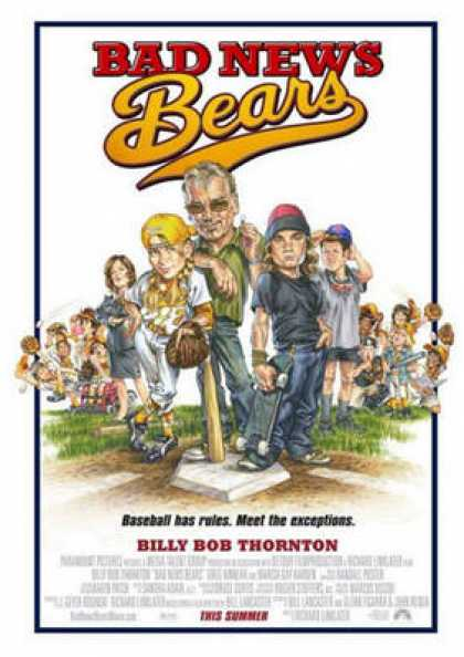 French DVDs - Bad News Bears