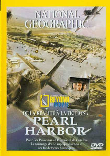 French DVDs - National Geographic - Pearl Harbor