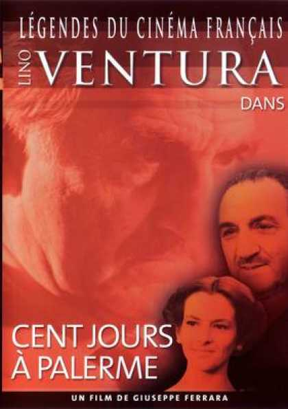 French DVDs - Cent Jours A Palerme