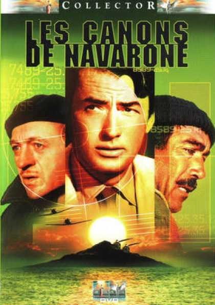 French DVDs - The Guns Of Navarone