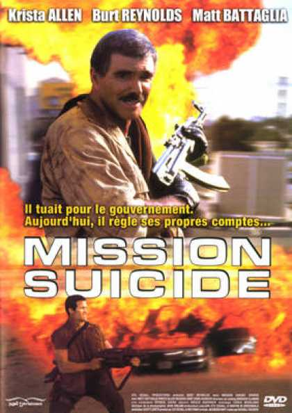 French DVDs - Mission Suicide