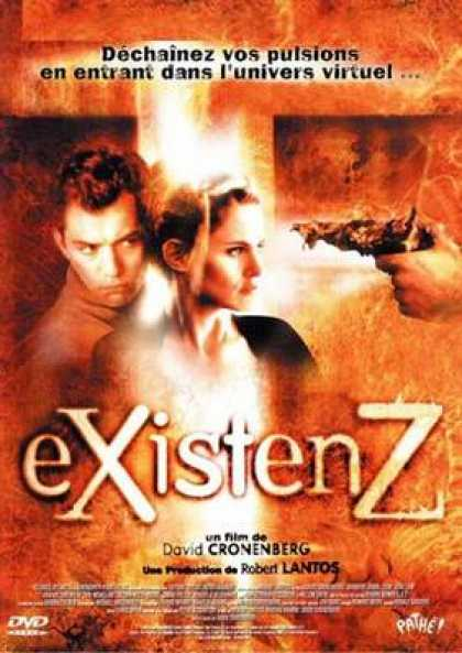French DVDs - Existenz French Canadian