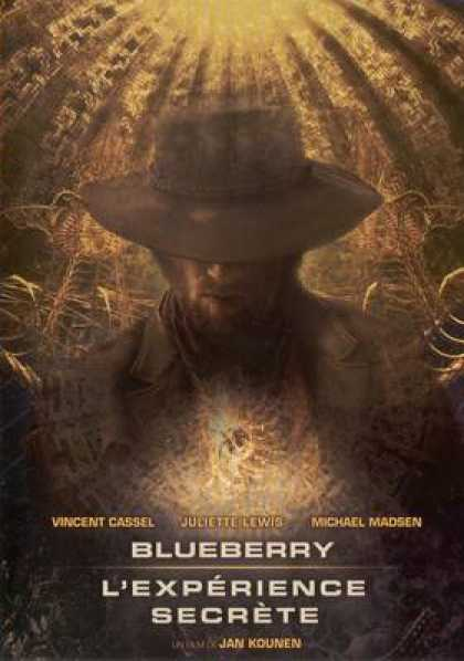 French DVDs - Blueberry