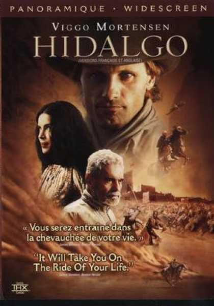 French DVDs - Hidalgo