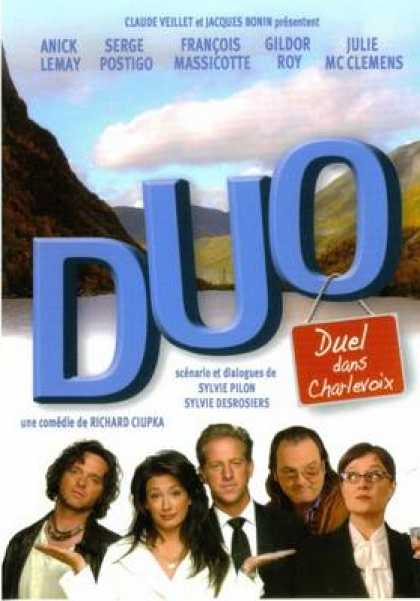 French DVDs - Duo