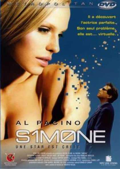 French DVDs - Simone