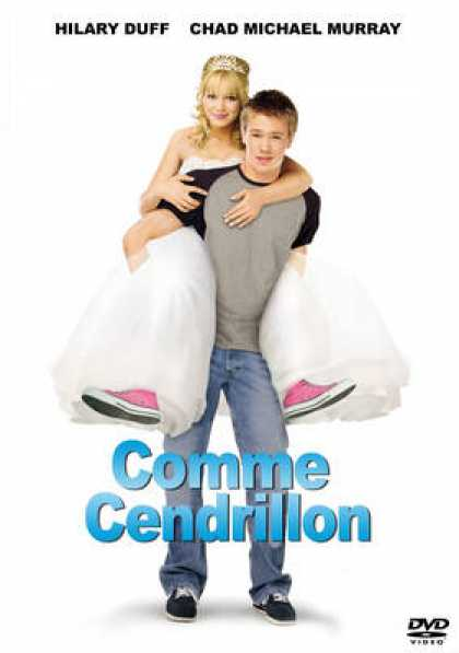 French DVDs - Comme Cendrillon