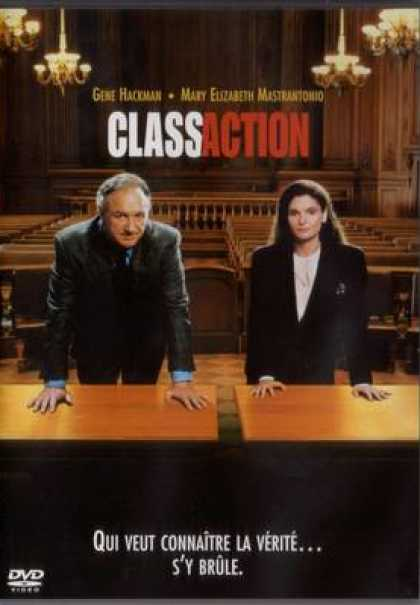 French DVDs - Class Action