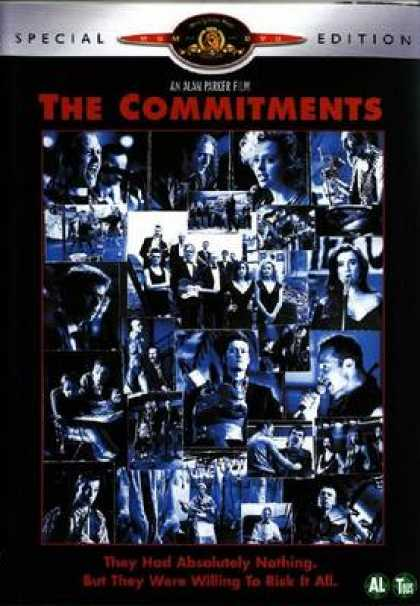 French DVDs - The Commitments