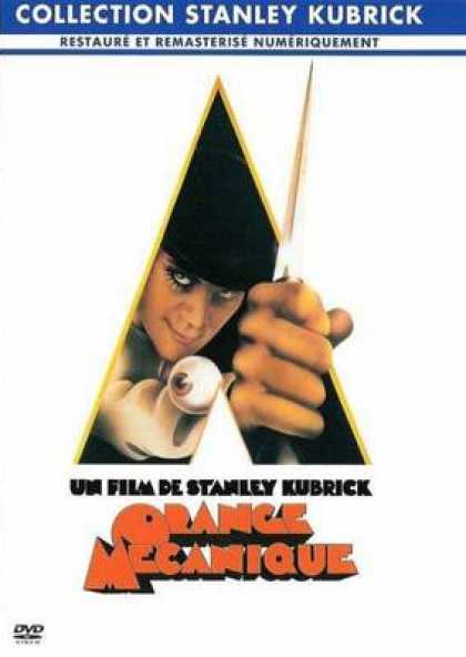 French DVDs - Clockwork Orange