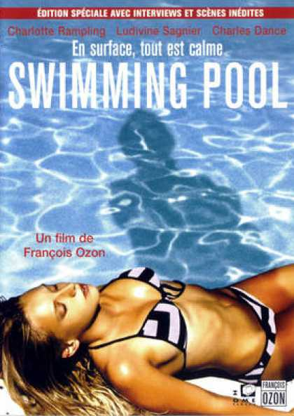 French DVDs - Swimming Pool