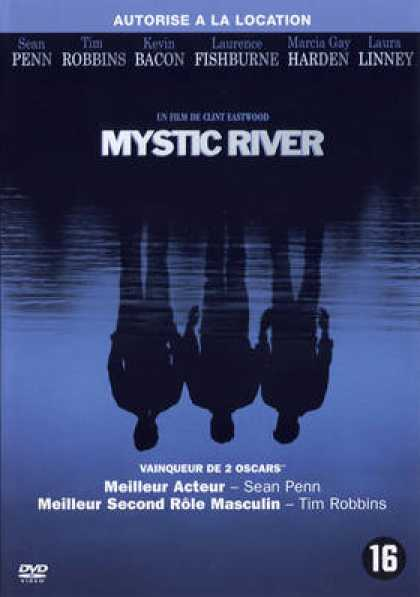 French DVDs - Mystic River