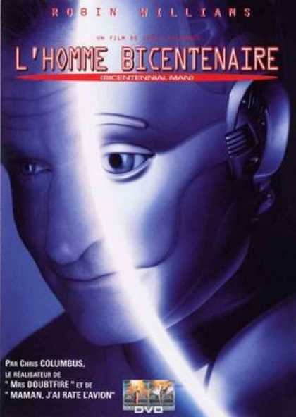 French DVDs - Bicentenial Man
