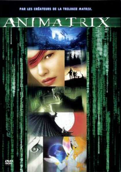 French DVDs - The Animatrix