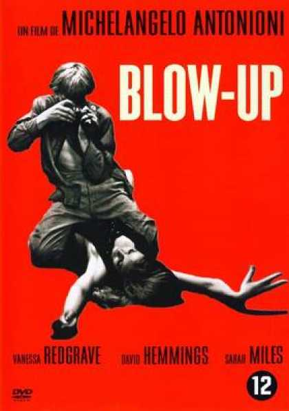 French DVDs - Blowup