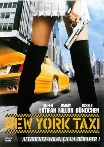 French DVDs - New York Taxi
