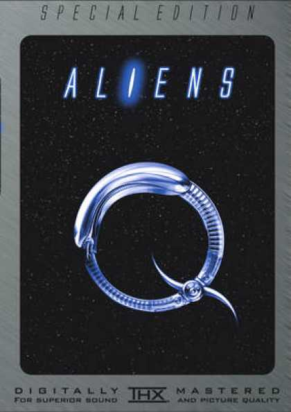 French DVDs - Aliens