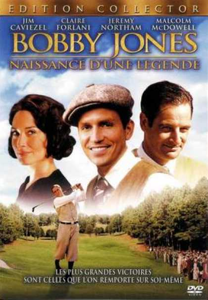 French DVDs - Bobby Jones Stroke Of Genius