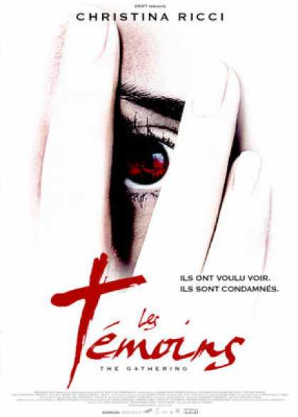 French DVDs - Les Temoins