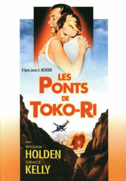 French DVDs - The Bridges At Toko Ri