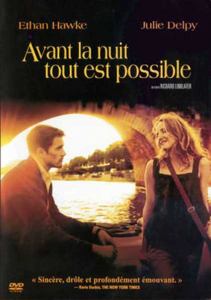 French DVDs - Avant La Nuit Tout Est Possible