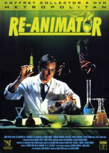 French DVDs - Re-Animator