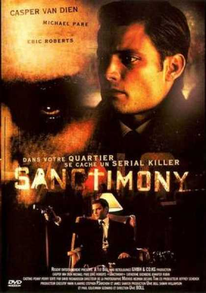 French DVDs - Sanctimony