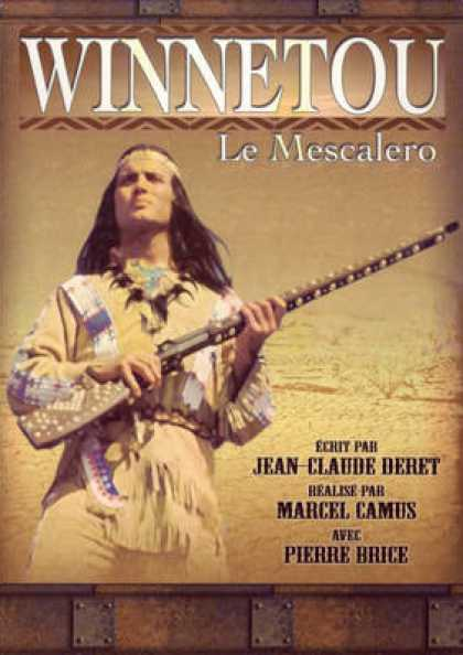 French DVDs - Winnetou