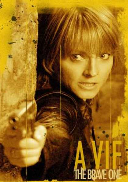 French DVDs - The Brave One