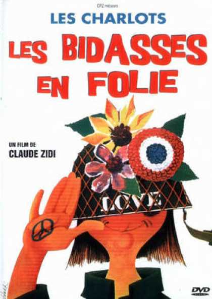 French DVDs - Les Bidasses En Folie