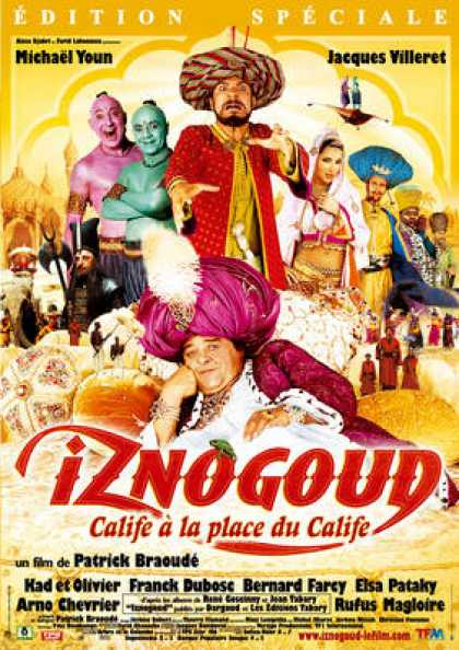 French DVDs - Iznogoud