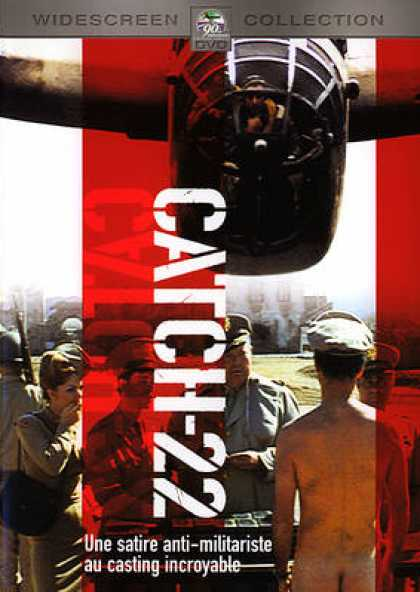 French DVDs - Catch 22