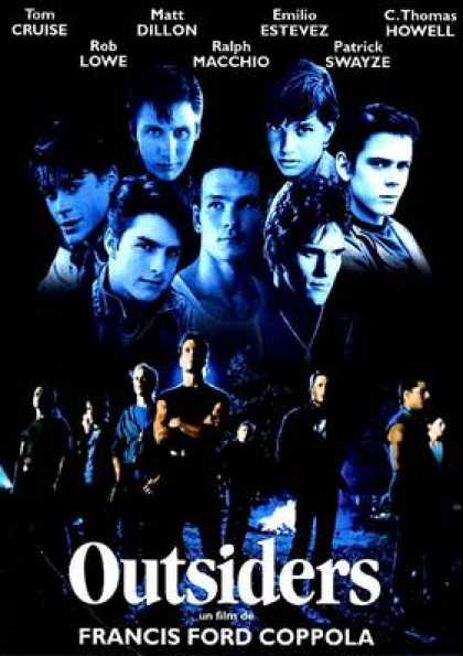 French DVDs - Outsiders