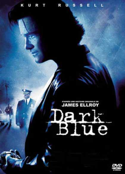 French DVDs - Dark Blue