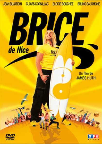 French DVDs - Brice De Nice