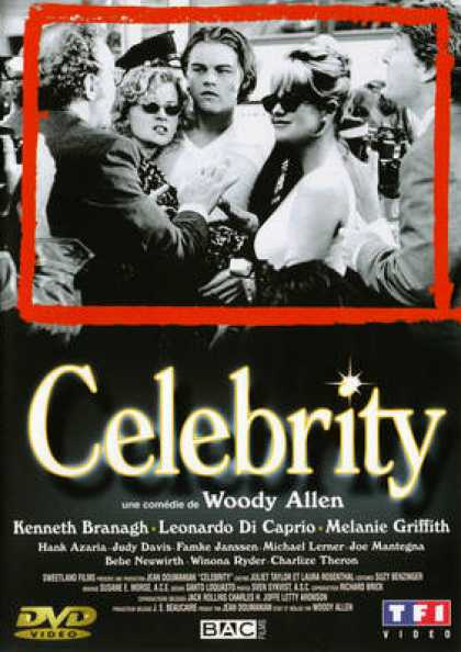 French DVDs - Celebrity